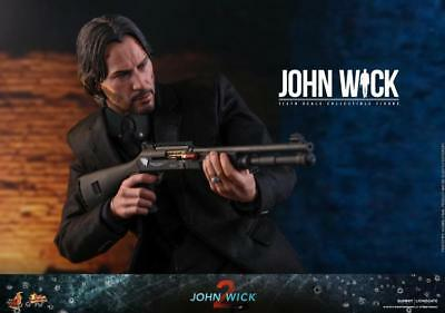 1/6 Hot Toys MMS504 John Wick Chapter 2 Figure Keanu Reeves Baba Yaga Toy
