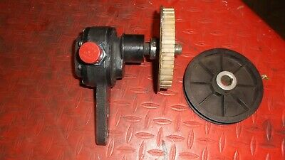 Modified,Late Model Race Car Barry Grant Belt Drive Fuel Pump