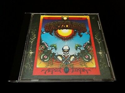Grateful Dead Aoxomoxoa CD 1969 Rick Griffin 1790-2 1990s China Cat St. Stephen