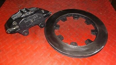 Sprint Car Race Car Wilwood Superlite Inboard Caliper & Rotor