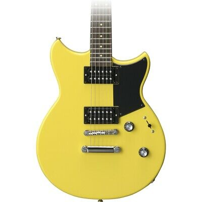 **Yamaha Revstar RS320 SYL Solidbody Electric Guitar Stock Yellow - New in Box**