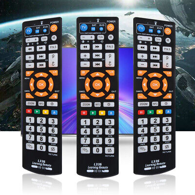 With Learning Function Controller IR Smart Remote Control For TV CBL DVD SAT