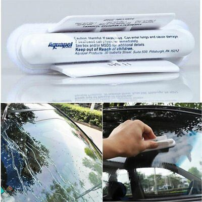AQUAPEL Applicator Windshield Glass Treatment Water Rain Repellent Repels Hot PO