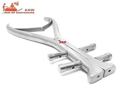 Demel Bone Wire Tightener 10 inch Orthopedic Surgical Instrument Free Shipping