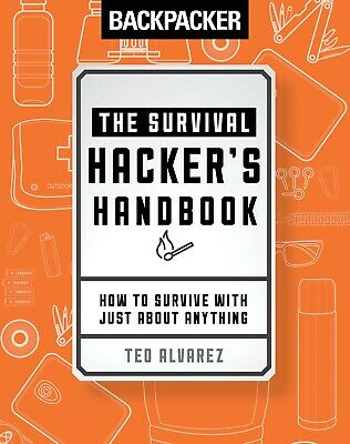 Backpacker The Survival Hacker's Handbook PDF eBook Free Shipping With MRR