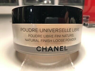 CHANEL Make Up Tester - Cipria Satinata Trasparente POUDRE UNIVERSELLE LIBRE