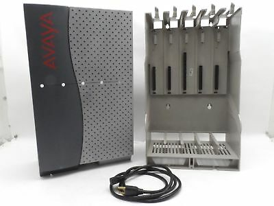 Avaya Partner ACS 5-Slot Carrier Cabinet w/Cover/ Pwr Cord (700229818)