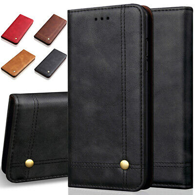 Case Cover For Samsung Galaxy S10 Lite Plus Magnetic Flip Leather Wallet Stand