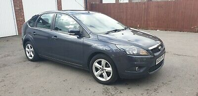 Ford Focus 1.6 petrol, Manual