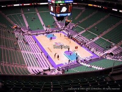 4 Tickets 2019 NCAA Men's Basketball Tournament: Rounds 1 & 2 - Session 3/23/19