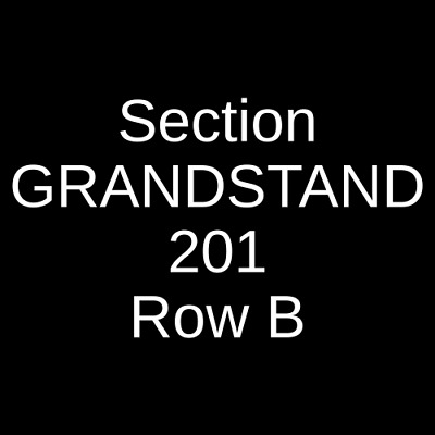2 Tickets Big and Rich 8/30/19 Champlain Valley Expo Essex Junction, VT