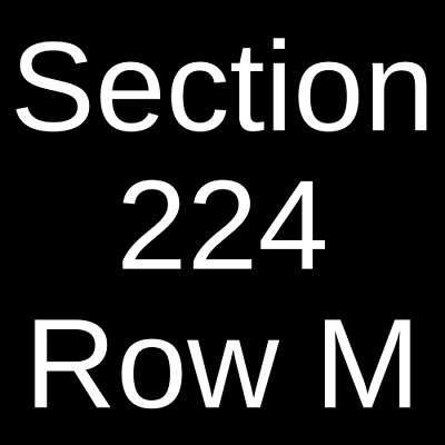 2 Tickets The Who 5/7/19 Van Andel Arena Grand Rapids, MI