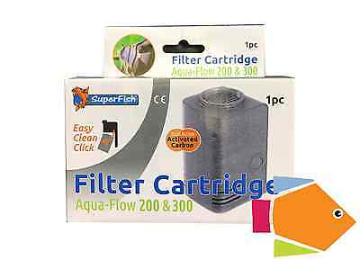 Superfish Aqua Flow Filter Cartridge 200 & 300