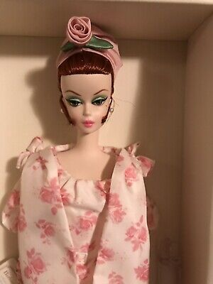 Barbie Silkstone Luncheon Doll-NRFB