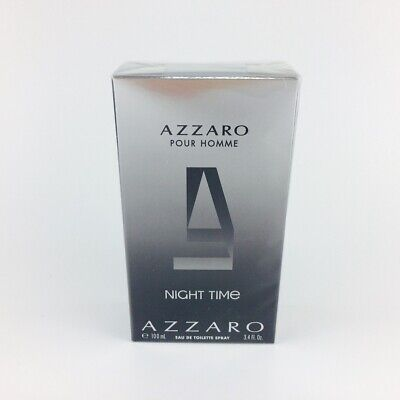 Azzaro Azzaro Pour Homme Night Time Eau de Toilette 100ml  Nuevo