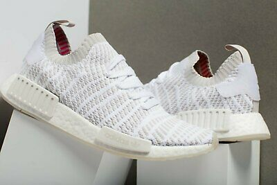 c88f13e0927e6 Adidas NMD R1 STLT Primeknit Boost Mens Running Trainers Sneakers Shoes -  CQ2390