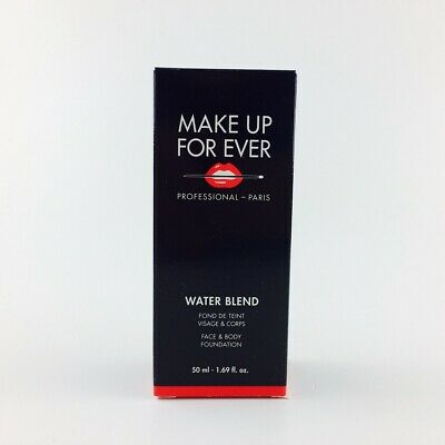 Make Up For Ever Water Blend Face & Body Foundation Y305 50ml Nuevo
