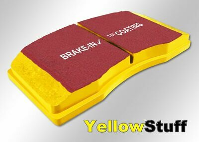 EBC Yellowstuff VA BMW 3 (E36,90-98) 325i 141kW/192PS M 50 B 25,M50B25 (Vanos)