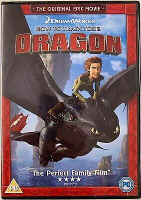 How To Train Your Dragon  DVD New & Sealed Dreamworks