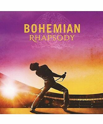 CD Queen - ‎BOHEMIAN RHAPSODY Original SOUNDTRACK (2018) BRAND NEW!!!