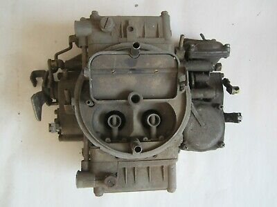 1974 Ford Truck 391 V8 Holley 4V Carburetor with Governor D4TE-ANA 6820 9510