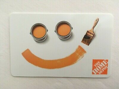 The Home Depot - $50 gift card