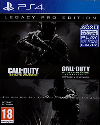PS4-Call of Duty: Infinite Warfare: Legacy Pro Edition /PS4 (UK IMPORT) GAME NEW