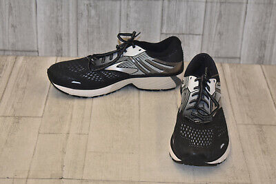 34e1b8ab3a42f Brooks Adrenaline GTS 18 Running Shoes - Men s Size 13D - Black Silver White