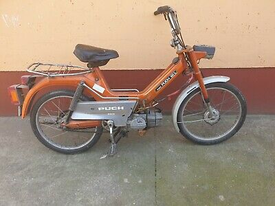 Puch motor Maxi L (not paper-complete moped) Shipping 100 euro
