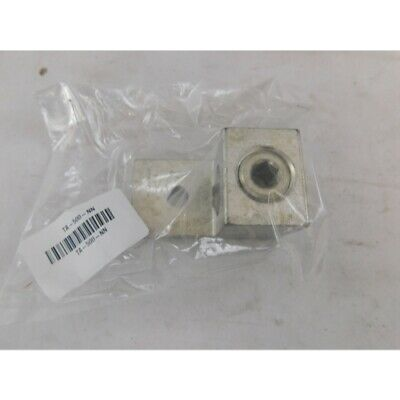 Eaton TA-500 Lug Connector 3/8in Bolt Size 500mcm 4awg