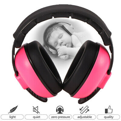 Kid Child Baby Ear Muff Defenders Noise Reduction Festival Protection Boys Girls