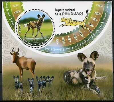Animal Kingdom Nice Benin 1040-1048 Sheetlet Mint Never Hinged Mnh 1998 Prehistoric Animals