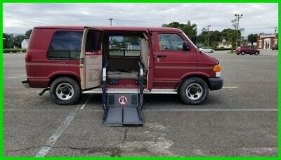 2003 Dodge Ram Van Conversion VAN WHEELCHAIR HANDICAP SIDE ENTR2003 Conversion Used 5.2L V8 16V Automatic RWD