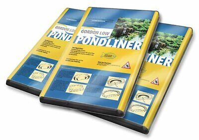 Pvc Fish Pond Liner 9' 9'' X 13' 1'' 20 Mil With 15 Yr Guarantee