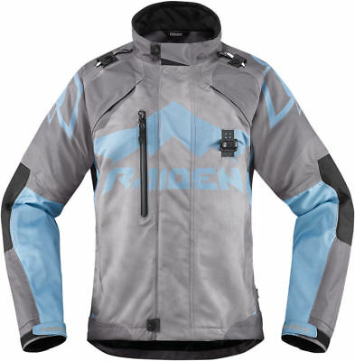 Icon Women's Dkr Raiden Jacket  Limited Sizes  ** Clearance ** Fast Shipping **