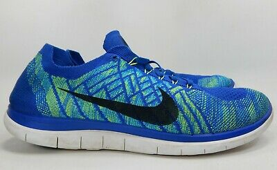 a74f4808995081 NIKE FREE 5.0 + Men s Running Shoes Size US 14 M (D) EU 48.5 Gray ...
