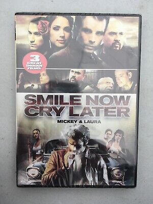 Smile Now, Cry Later (DVD, 2014) **NEW, Free Shipping **