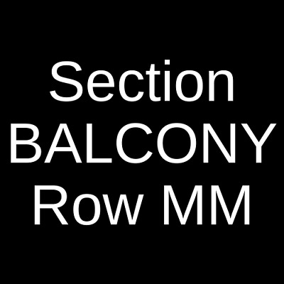 2 Tickets The Oak Ridge Boys 3/30/19 Clinton Township, MI