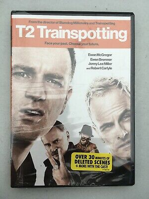 T2 Trainspotting (DVD)**NEW,Free Shipping**