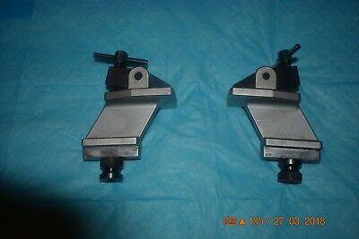 Bergeon Clamps for Bushing Tool 6200 ONLY set of 2 for project
