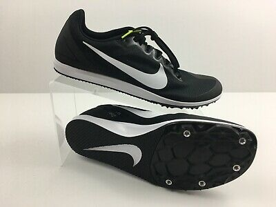 9fe3313174439 NIKE ZOOM RIVAL D 10 Track Distance 907566-017 Mens Sz 9 Shoes w ...