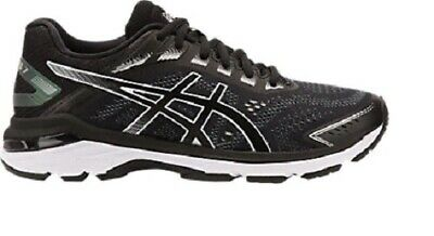 NEW! Asics Adult Mens GT-2000 7  Running Training Gym Black/White 1011A158 001