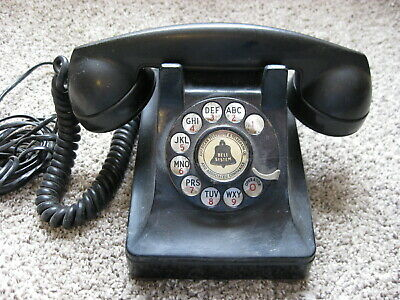 Western Electric Bell System model 302 vintage AT&T aka Lucy Phone telephone