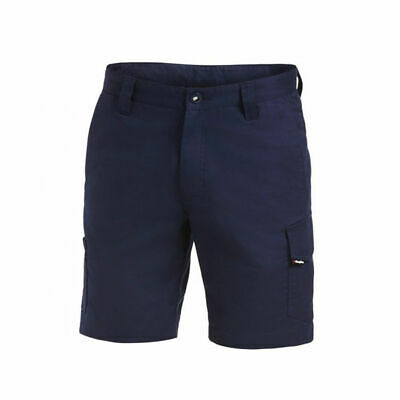 King Gee WorkCool Shorts Casual Work Wear Mens Cool Cotton Drill last size 82R