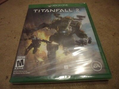 Titanfall 2 Xbox 1 (One) Game Brand New Sealed
