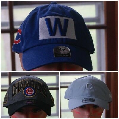 MEN S CHICAGO CUBS painters hat World Series cap MLB 80 s new tags ... e6ffd6f1253