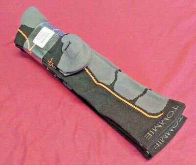 Mens Tommie Copper Compression Performance Sport Cross Fit Socks Large 10-13 3PR
