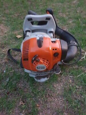 Stihl BR200 BackPack Blower used