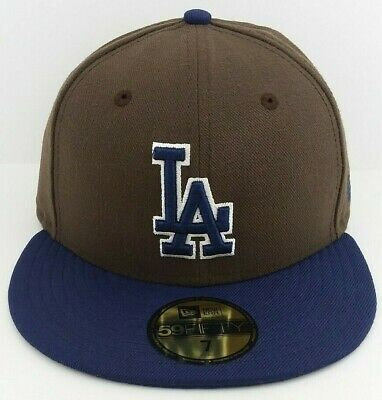 reputable site c2859 a0853 Los Angeles Dodgers MLB New Era 59FIFTY Fitted Hat Cap