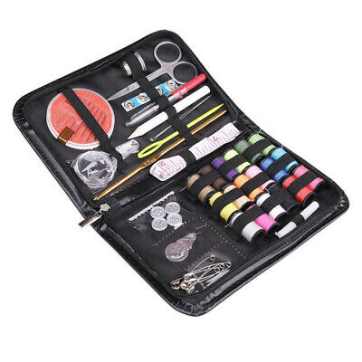 57Pcs/Set Sewing Kit Scissors Needle Thread For Home Stitching Hand Sewing Tool